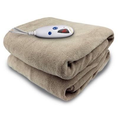 Microplush Electric Throw Blanket - Biddeford Blankets