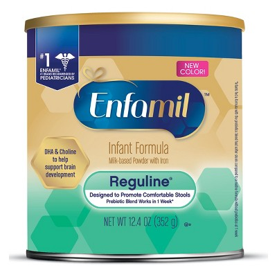 Enfamil Reguline Infant Formula Powder - 12.4oz