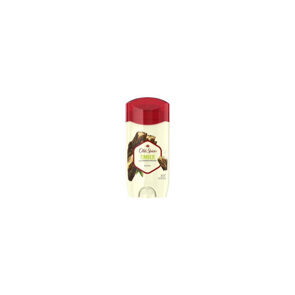 Image of Old Spice Fresher Collection Timber Deodorant - 3oz