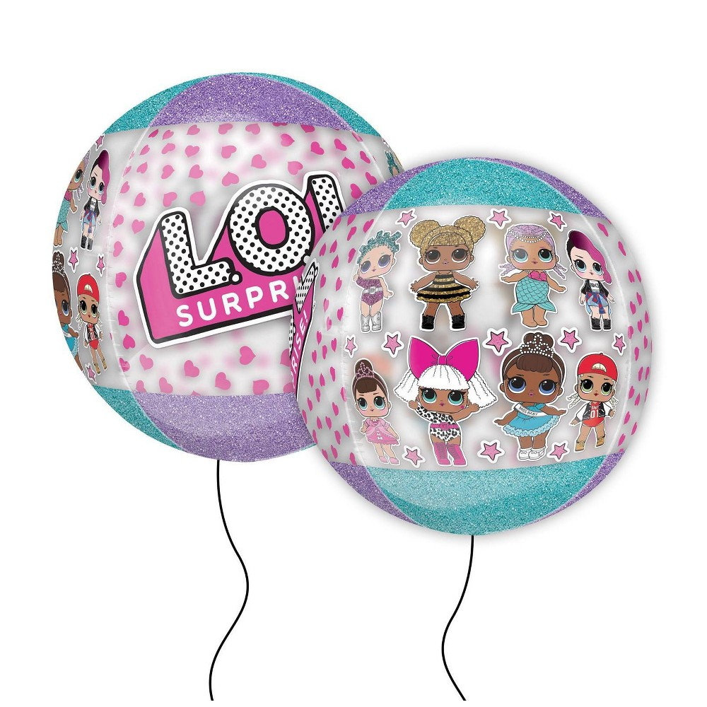 "Image of ""L.O.L. Surprise! 16"""" Orbz Balloon"""