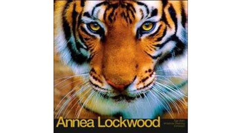 Annea Lockwood - Tiger Balm/Amazonia Dreaming/Immersio (Vinyl) - image 1 of 1