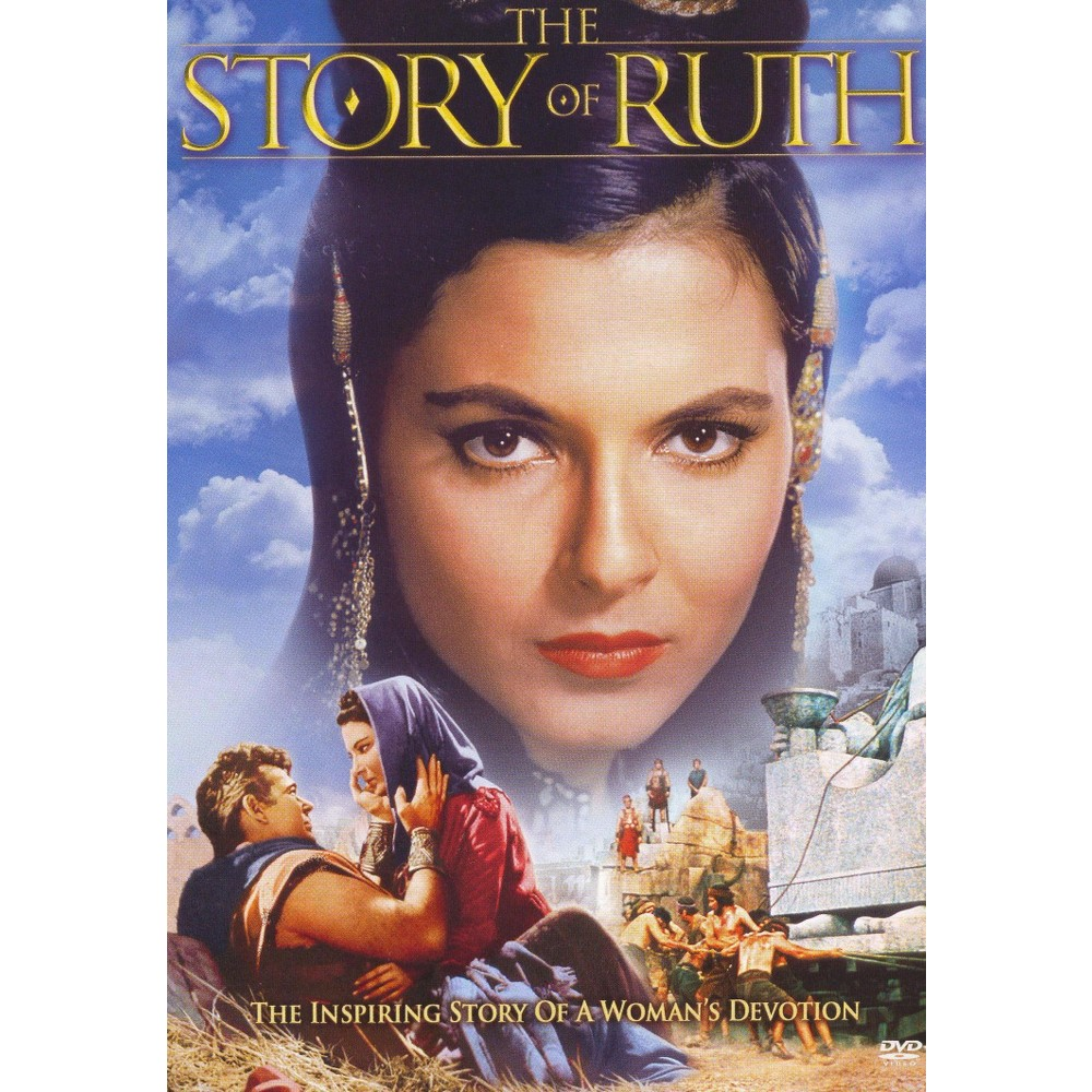 Story Of Ruth (Dvd), Movies