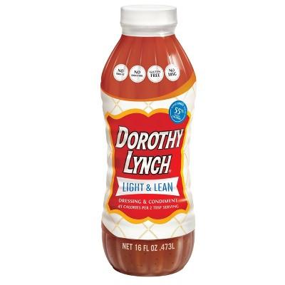 Dorothy Lynch Light & Lean Home Style Dressing - 16 fl oz