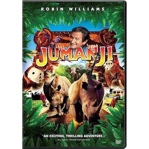 Jumanji (DVD) - image 1 of 1