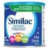 Similac Advance Infant Formula with Iron Powder - (Select Size) - image 4 of 4
