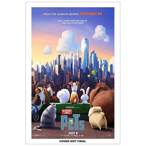 The Secret Life of Pets: The Deluxe Junior Novelization (Secret Life of Pets) (Hardcover) by David Lewman - image 1 of 1