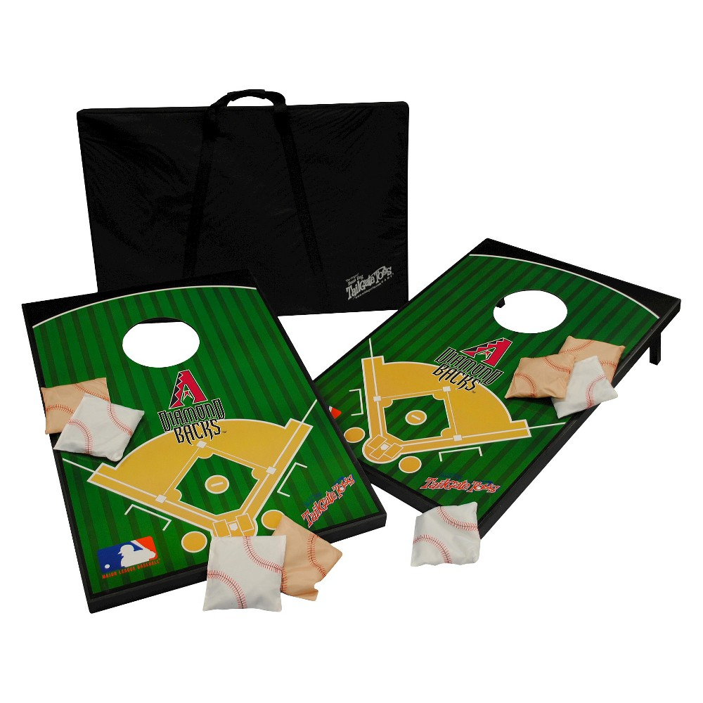 Arizona Diamondbacks Wild Sports Tailgate Toss - 2 x 3 ft.