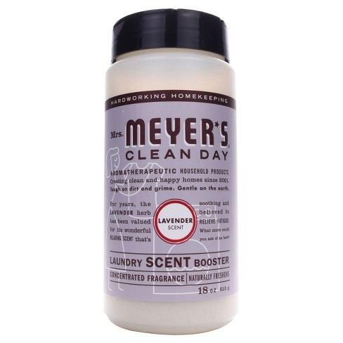 Mrs. Meyer's Clean Day Lavender Scented Laundry Scent Booster - 18 fl oz - image 1 of 3