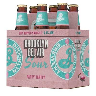 Brooklyn Bel Air Sour Beer - 6pk/12 fl oz Bottles