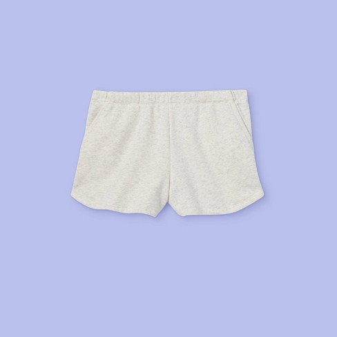 Girls' French Terry Shorts - More Than Magic™ - image 1 of 2