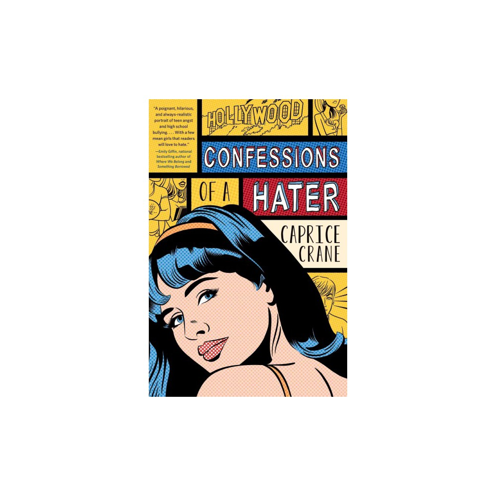 Confessions of a Hater (Reprint) (Paperback)