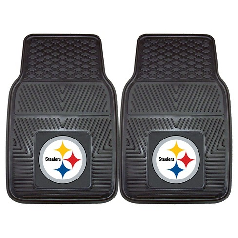 new arrivals 2e860 9ae1f Pittsburgh Steelers Fan Mats 18