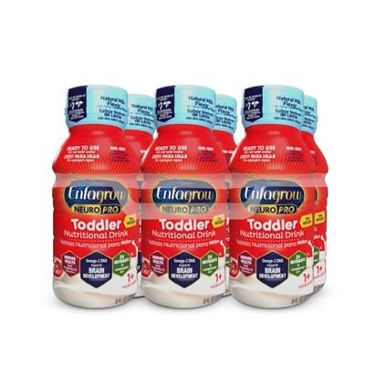 Enfagrow NeuroPro Non-GMO, Toddler Next Step Ready-to-Feed Milk - 6ct/8 fl oz Each