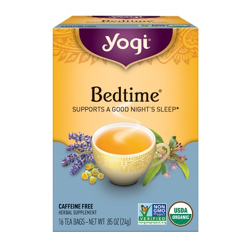 Yogi Bedtime Tea - 16ct - image 1 of 3
