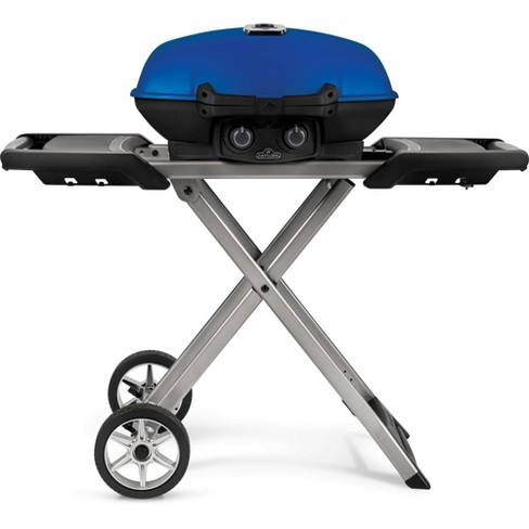 """Napoleon TQ285X-1 12000 BTU 45"""" Wide Liquid Propane Free Standing Grill from the TravelQ Series - image 1 of 1"""