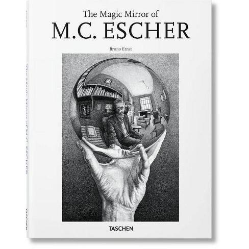 The Magic Mirror of M.C. Escher - (Hardcover) - image 1 of 1