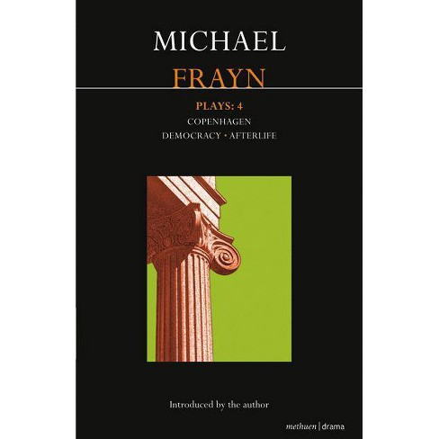 Frayn Plays - (Methuen Drama Contemporary Dramatists) by  Michael Frayn (Paperback) - image 1 of 1