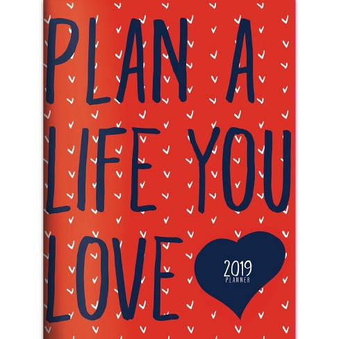 2019 Planner Life You Love - TF Publishing - image 1 of 8