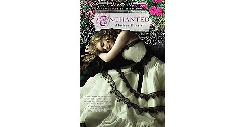 Enchanted (Paperback) (Alethea Kontis) - image 1 of 1