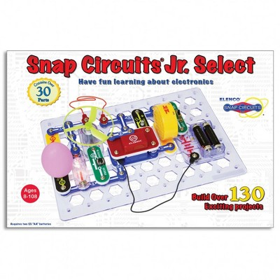 Snap Circuits Jr. Select - Electronic Project Set