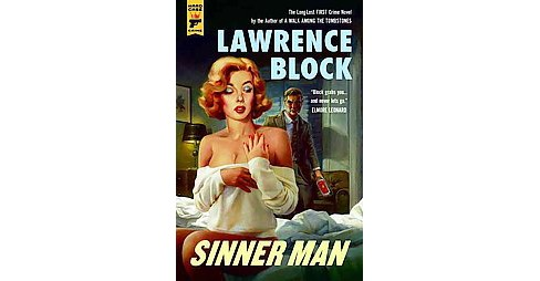 Sinner Man (Revised) (Hardcover) (Lawrence Block) - image 1 of 1