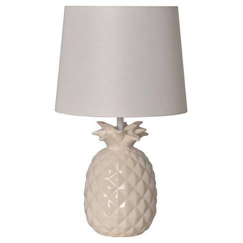 Pinele Table Lamp Includes Cfl Bulb Pillowfort
