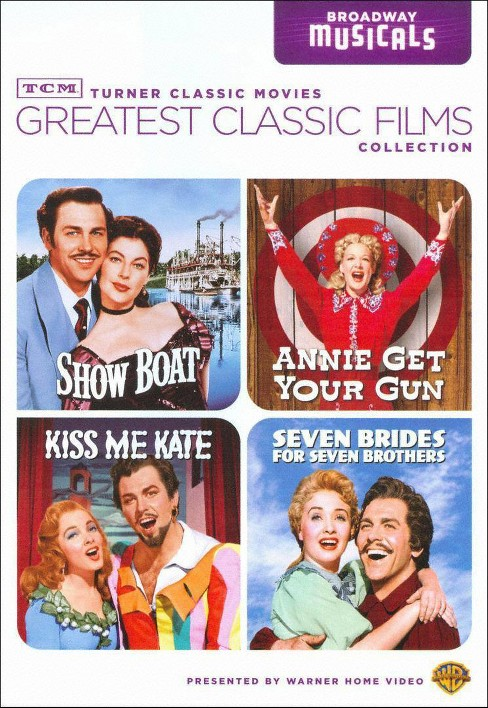 TCM Greatest Classic Films Collection: Broadway Musicals [2 Discs] - image 1 of 1