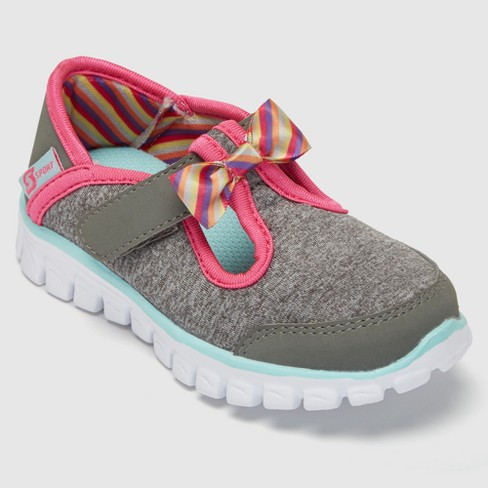 Toddler Girls' S Sport By Skechers Kailey Aubrie Mary Jane Shoes - image 1 of 4