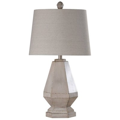Storico Table Lamp Cream - StyleCraft