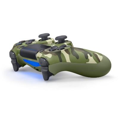 DualShock®4 Wireless Controller - Green Camo