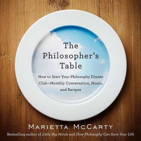 The Philosopher's Table - by  Marietta McCarty (Paperback) - image 1 of 1