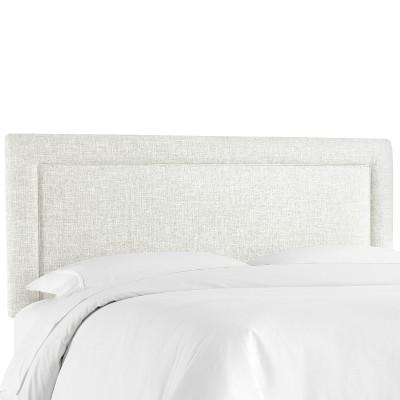 Empire Linen Upholstered Headboard - Skyline Furniture