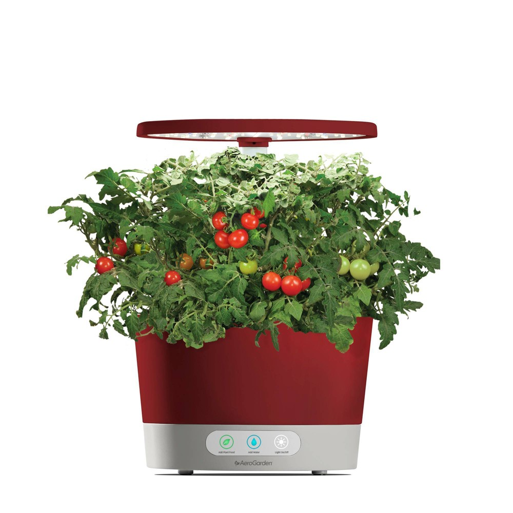 Image of Harvest 360 Planter Red - AeroGarden