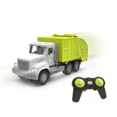 DRIVEN – Toy  Recycling Truck with Remote Control  – Micro Series