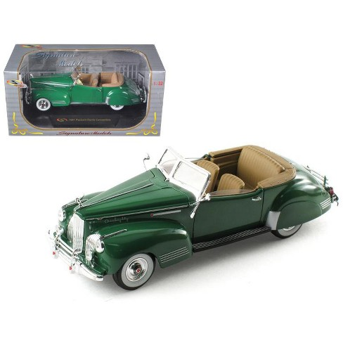 1941 Packard Darrin One Eighty Green 1/32 Diecast Car Model by Signature Models - image 1 of 1
