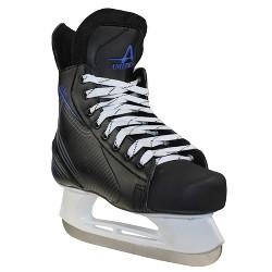 American Ice Force Black Hockey Skates