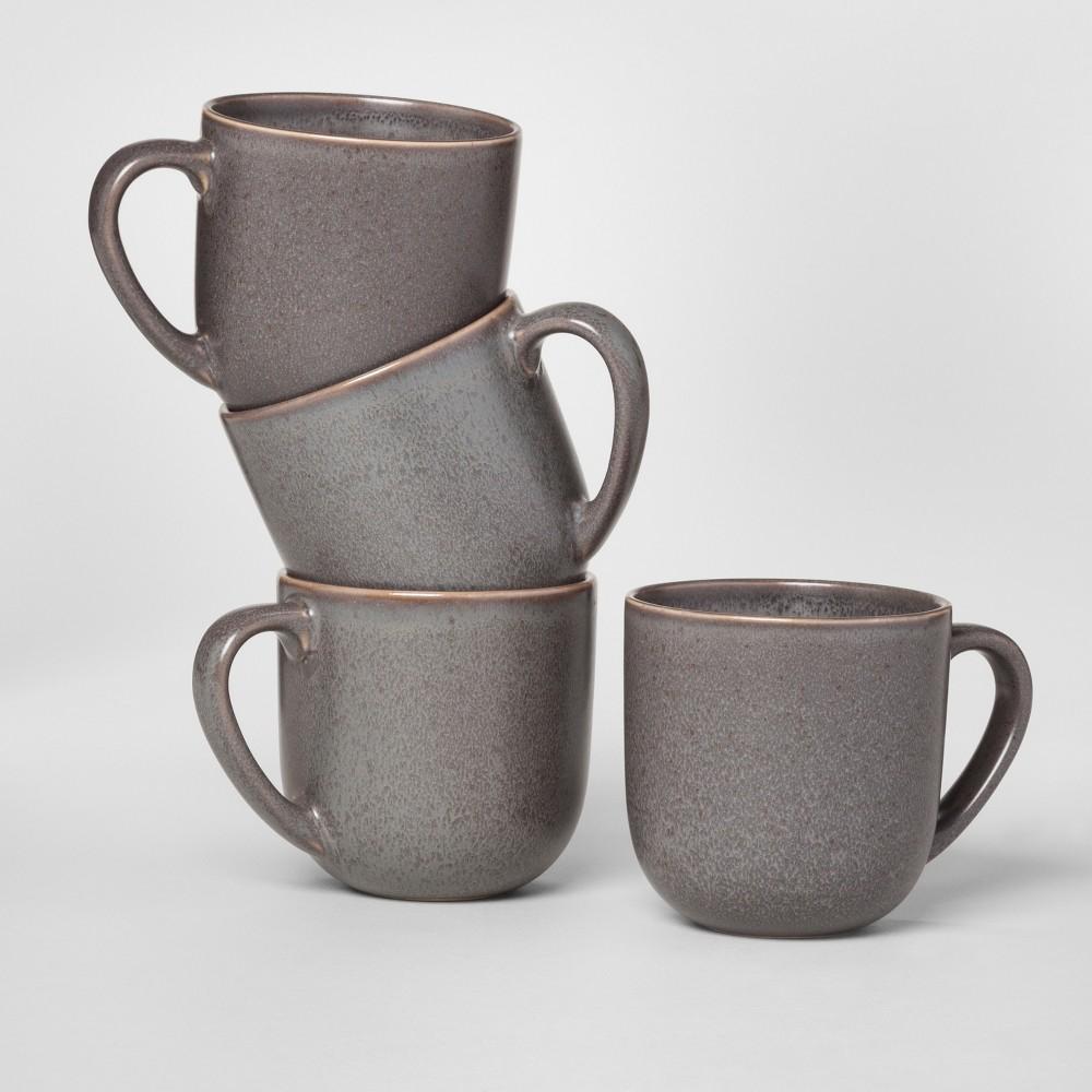 16.5oz Tilley Stoneware Mug Brown/Gray - Project 62, Brown Gray