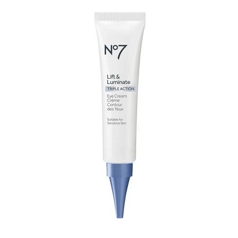 No7 Lift & Luminate Triple Action Eye Cream - .5oz - image 1 of 1