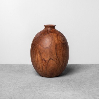 Vase Medium Brown - Hearth & Hand™ with Magnolia