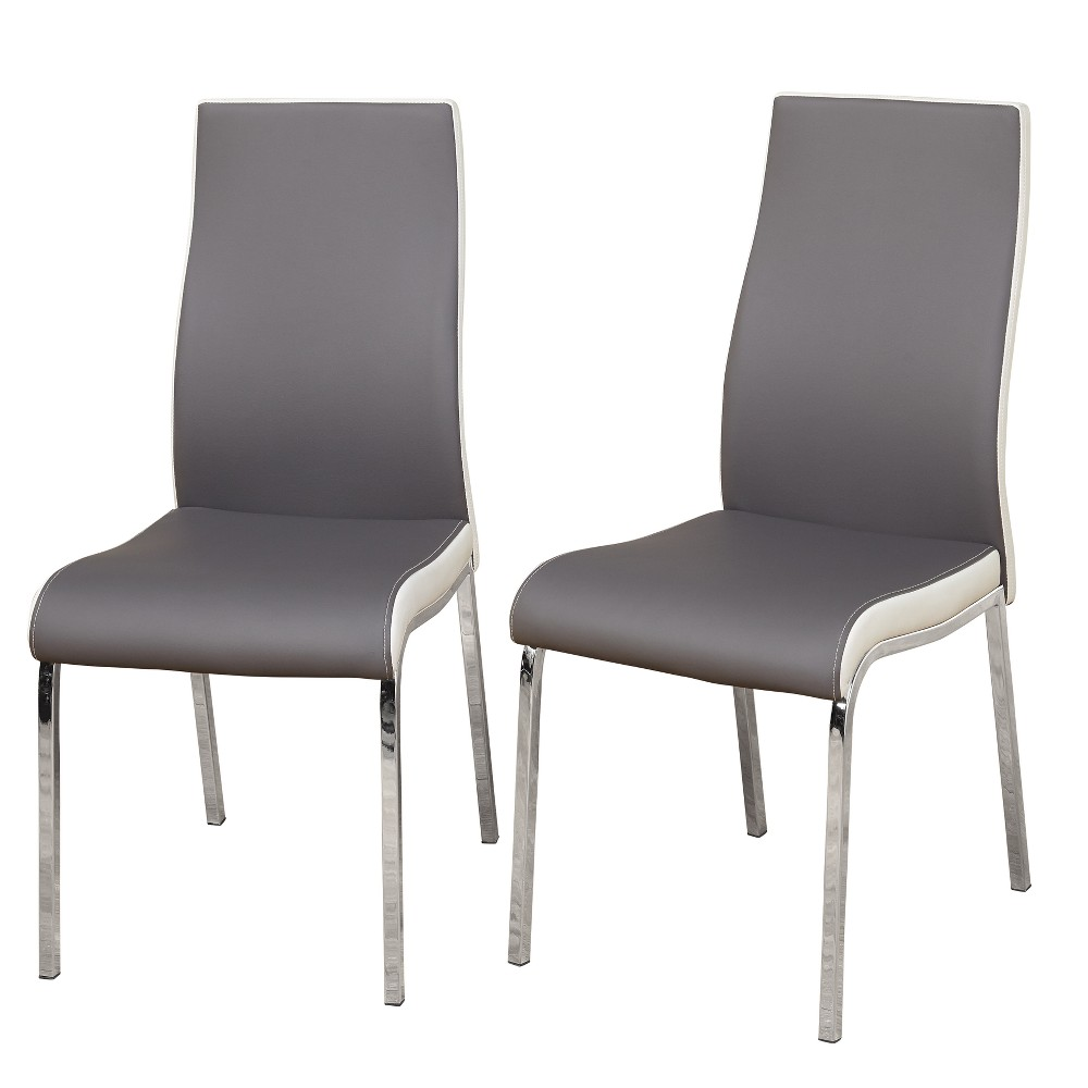 Nora Dining Chair - Gray - Buylateral