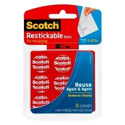 Scotch Expressions Scrapbook Embellishments 18-ct.