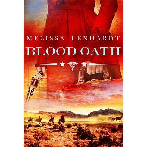 Blood Oath - (Sawbones) by  Melissa Lenhardt (Paperback) - image 1 of 1