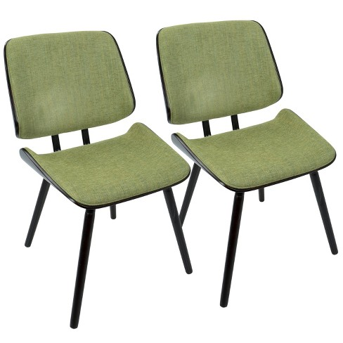 Lombardi Mid - Century Modern Dining/Accent Chair - Lumisource - image 1 of 4
