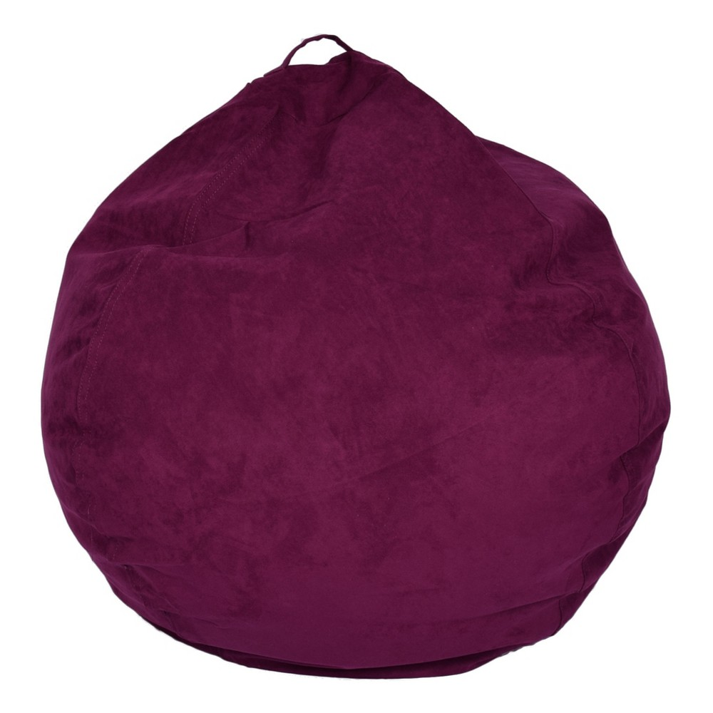 Image of Bean Bag Chair - Purple - Reservation Seating