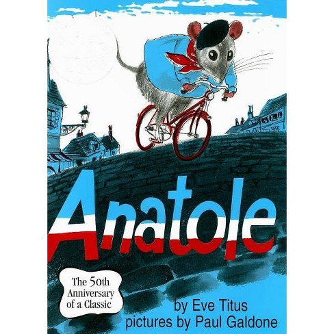 Anatole - 50 Edition by  Eve Titus (Hardcover) - image 1 of 1