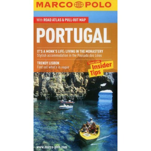Marco Polo: Portugal - (Marco Polo Maps) (Mixed media product) - image 1 of 1