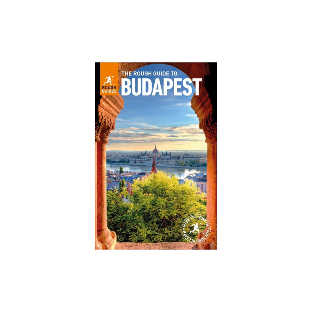 Rough Guide to Budapest - by Charles Hebbert & Norm Longley (Paperback)