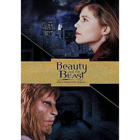 Beauty and the Beast: The Complete Series (DVD) - image 1 of 1