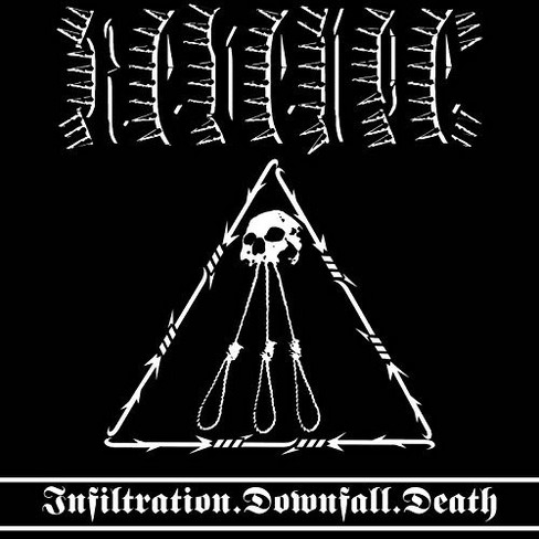 Revenge - Infiltration Downfall Death (CD) - image 1 of 1
