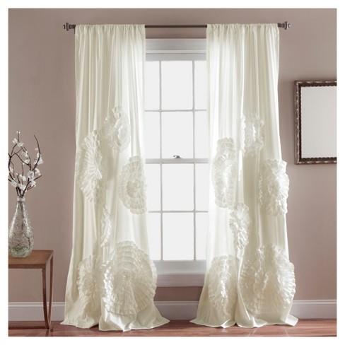 "Serena Window Curtain (84""x54"") - Lush Dcor - image 1 of 1"